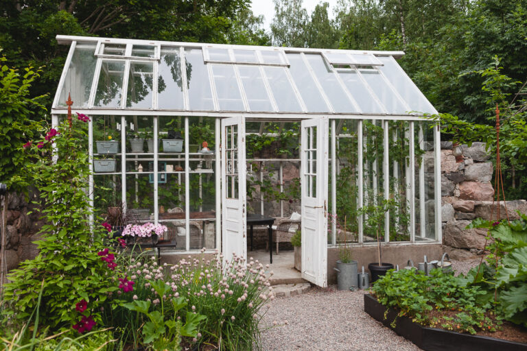 Lövåsa Trädgård - Öppen Trädgård